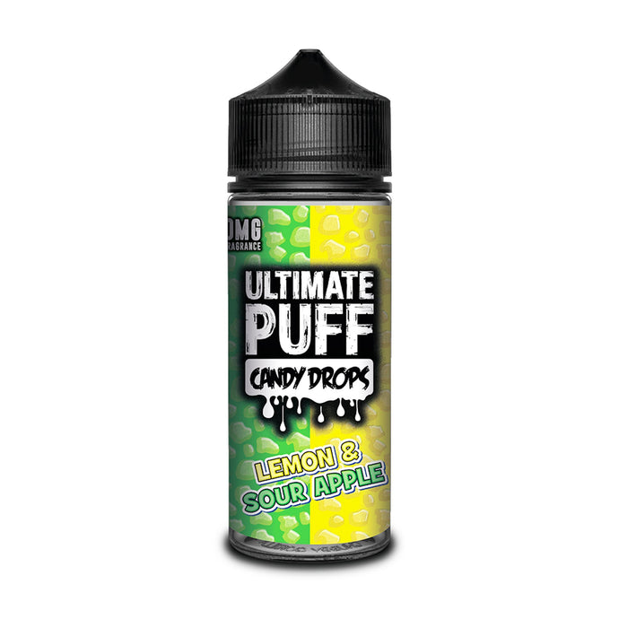 Ultimate Puff - Lemon Sour Apple