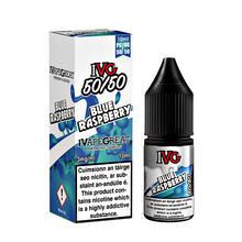 Load image into Gallery viewer, IVG – Blue Raspberry 50/50