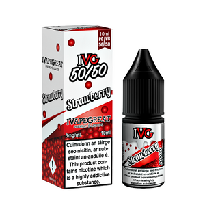 IVG – Strawberry Sensation 50/50