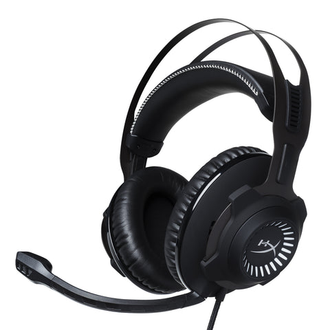 HyperX Cloud Revolver S Gaming (Gun Metal - ORZHAUS - Suede and Leather Chelsea and Chukka Desert Boots