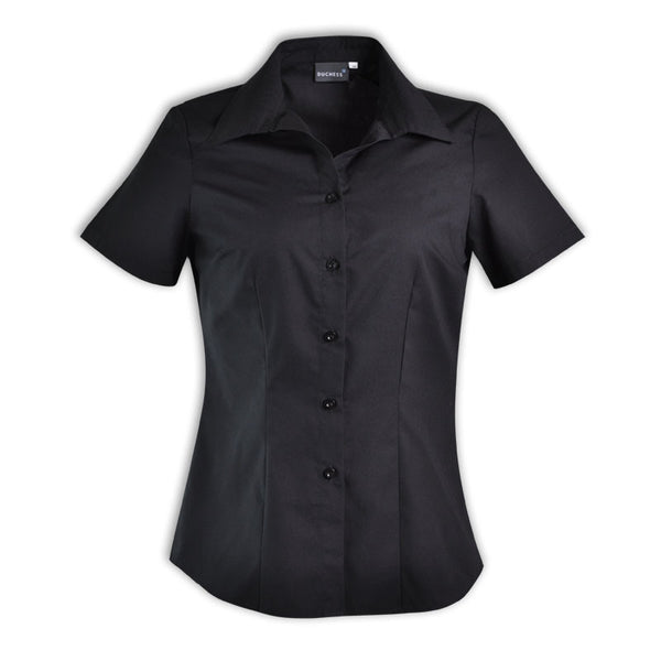 DUCHESS Ladies Roselina Blouse - Short Sleeve