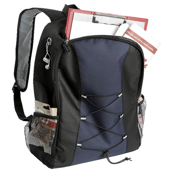 Barron - String Design Backpack