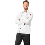 Unisex Long Sleeve Dijon Chef Jacket