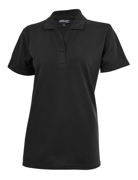 ALTITUDE - Heavyweight Basic Pique Ladies Golfer