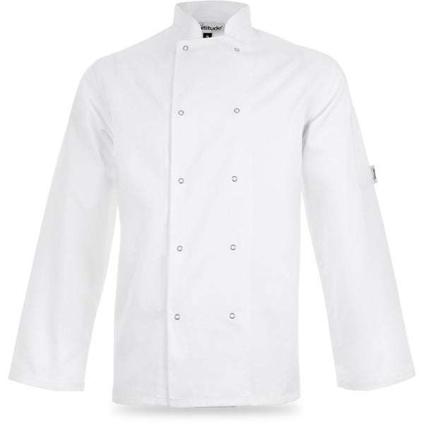 Unisex Long Sleeve Zest Chef Jacket
