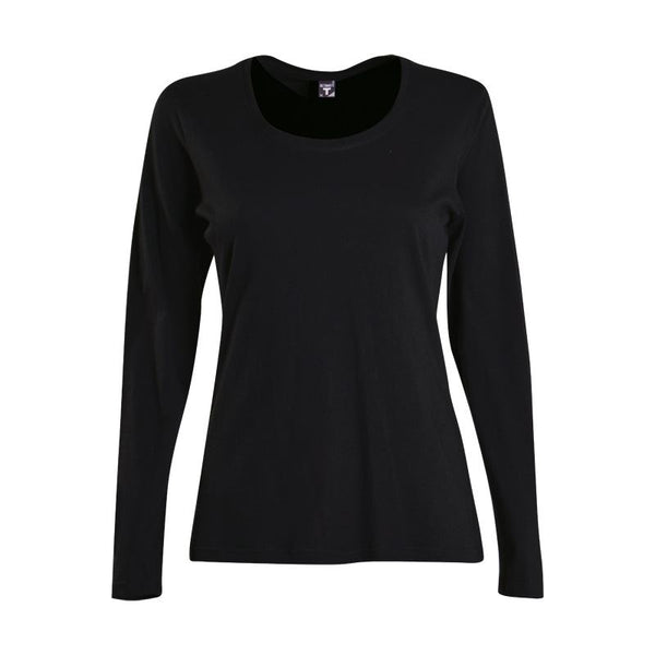 ULTIMATE-T - Ladies 150g Fashion Fit T-shirt - long sleeve
