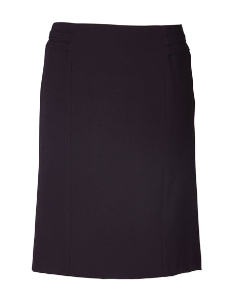 CARLO GALUCCI - Ladies PV Lycra Sonya Pencil Skirt