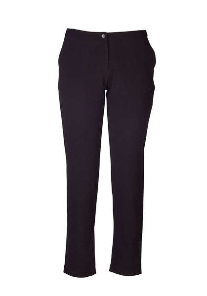 SALE - CARLO GALUCCI - Ladies PV Lycra Coco Slim Fit Slacks