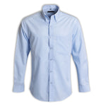 SALE VANGARD Mens Cameron Shirt - Long Sleeve Lounge Shirt