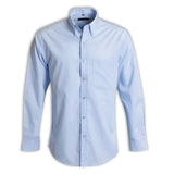 VANGARD Mens Cameron Shirt - Long Sleeve Lounge Shirt