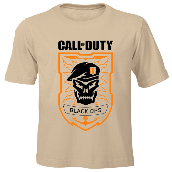 Call of Duty - Hand Printed T-Shirts