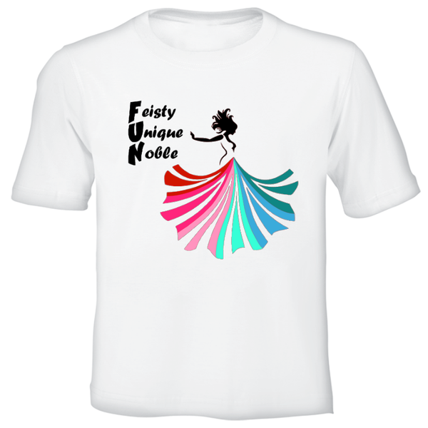 Fanciful Designs - FUN T-shirt