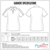 GLOBAL CITIZEN - Ladies Stratus Golf Shirt