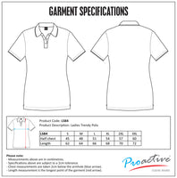 TEE&COTTON - Ladies Trendy Polo