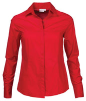 Rolando - K213 Ladies Stretch Poplin 3/4 Sleeve Abbey Blouse