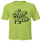 Keep it Mello Kids printed T-shirts
