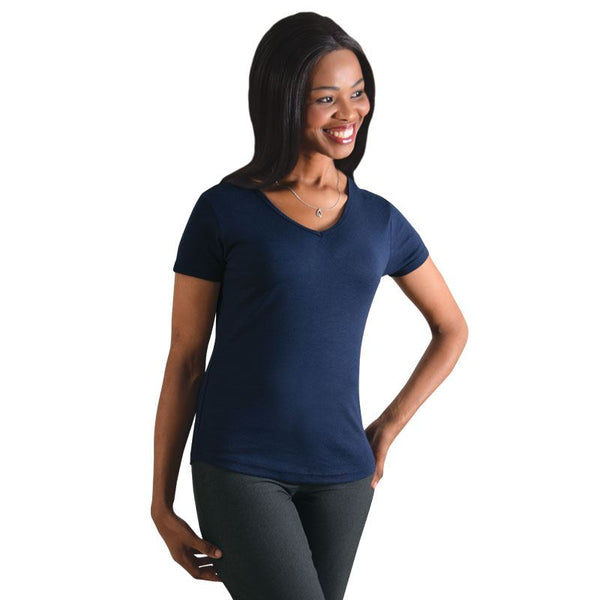 ULTIMATE T - Ladies V-neck T-shirt