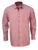 SALE Rolando - N20 Mens Stripe L/S Lounge Shirt