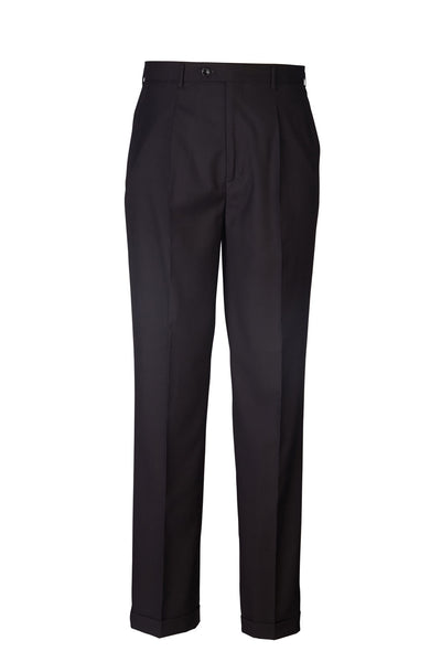 Mens Formal Trouser Black