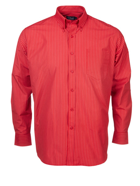 Mens lounge shirt red