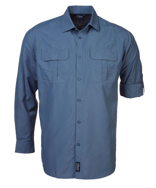Rolando - K224 Mens Safari S/S Lounge Shirt