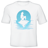 Mermaid Printed Kids T-Shirt