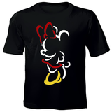Minnie Mouse Printed Kids T-Shirt