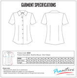 DUCHESS Roselina Blouse - Check Design 1 - Short Sleeve