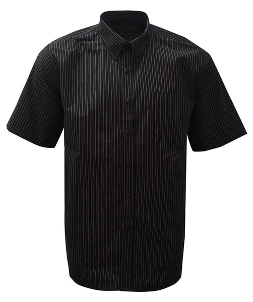 Rolando - K202 Mens Stripe S/S Lounge Shirt