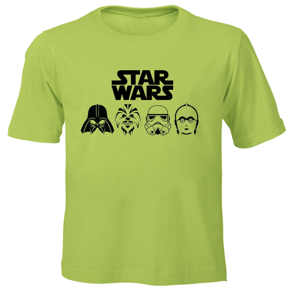 Star Wars Printed Kids T-Shirt