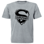 SUPER DAD - printed T-Shirt