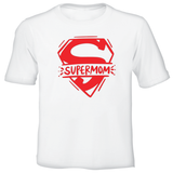 Printed T-Shirt - Super MOM