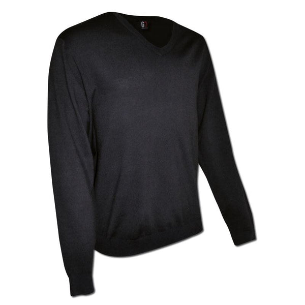 GLOBAL CITIZEN - Mens Upmarket Long Sleeve Jersey - Knitwear