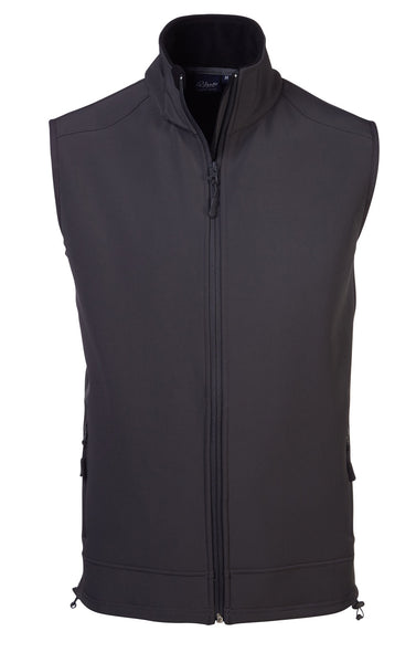 Rolando - Unisex Urban Sleeveless Softshell Bodywarmer