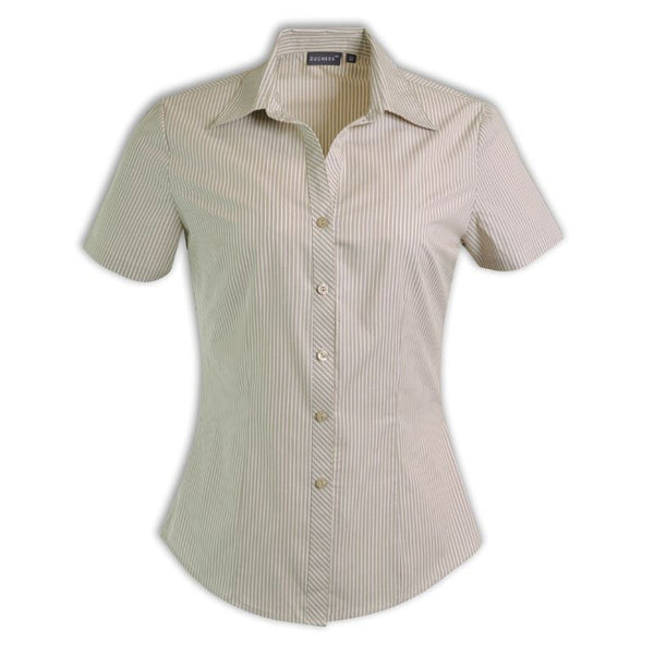 DUCHESS Donna Blouse - Short Sleeve - Stripe 5