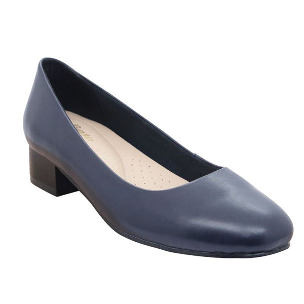 Ladies Closed Heel Court Shoe