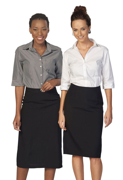 Rolando - Ladies Stretch Claire Long Pencil Skirt