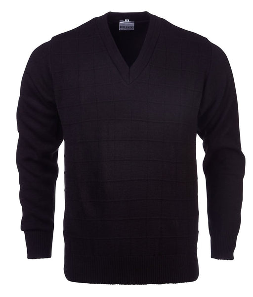 Rolando - Mens Deluxe Knit L/S Jersey