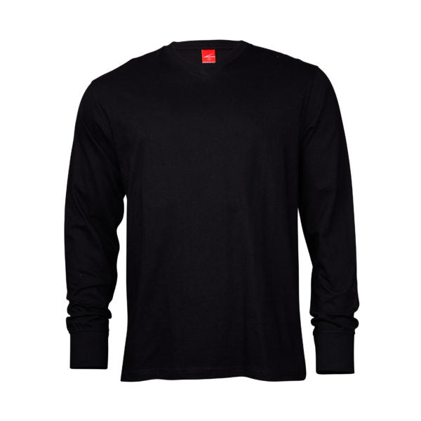 Captivity - Long Sleeve V-Neck T-shirt
