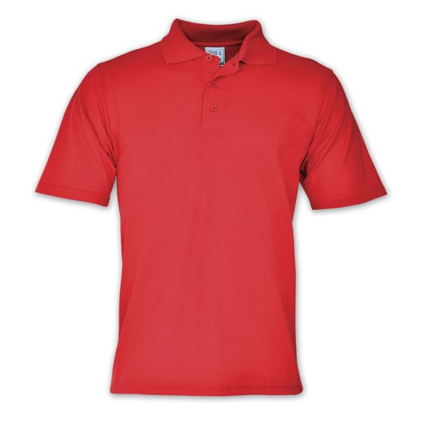 TEE&COTTON - Mens Classic Pique Knit Golf Shirt