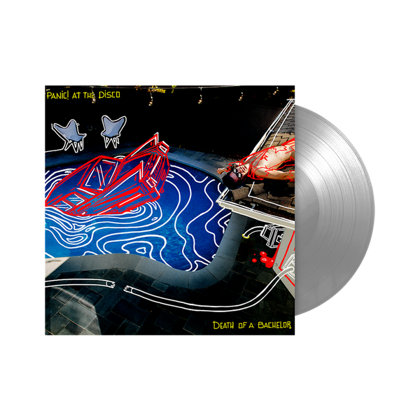 Death Of A Bachelor Silver Vinyl Reissue (Pre Order)