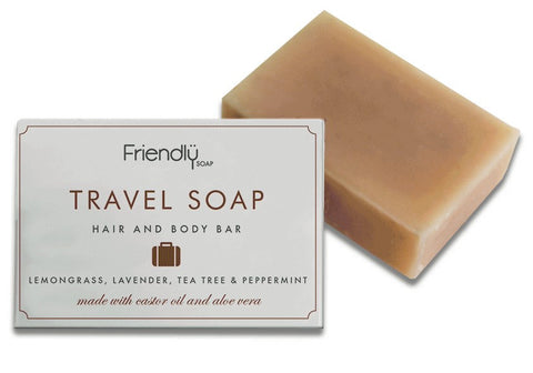 3 in 1 Friendly Soap Travel Bar