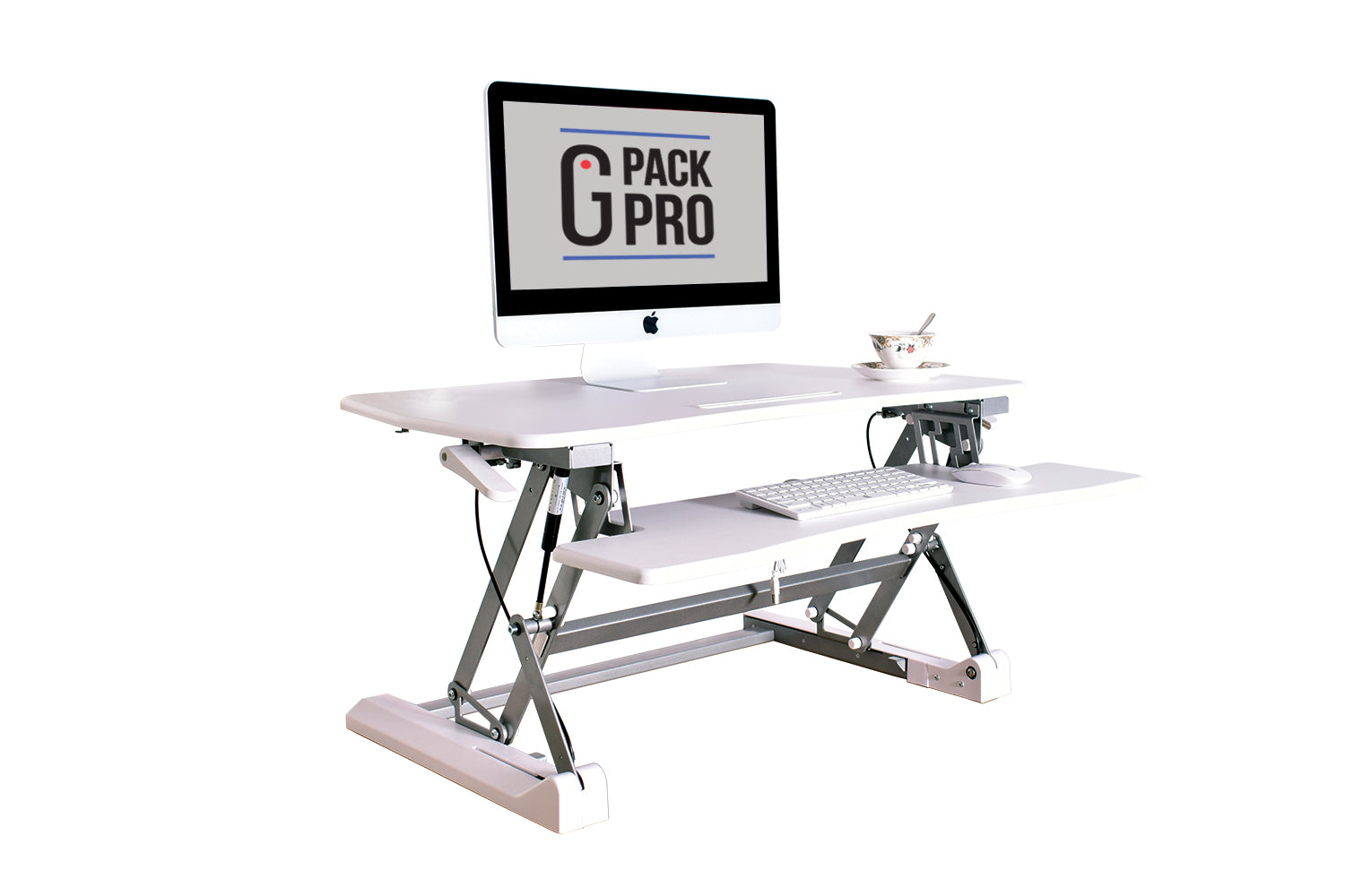 The GPack Pro Simple Standing Desk 24