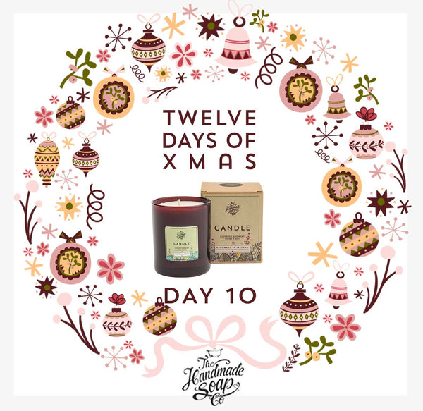 12 Days of Christmas - DAY 10