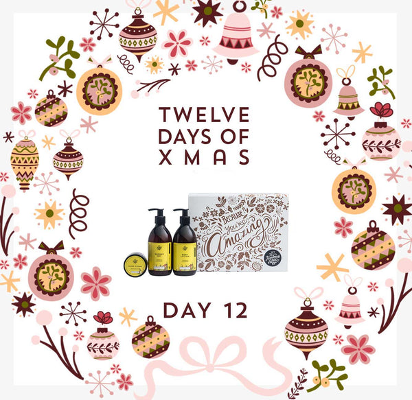 12 Days of Christmas - DAY 12
