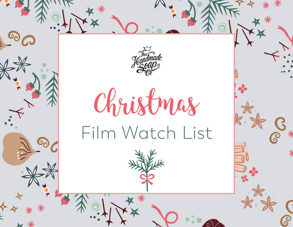 Christmas Film Watch List