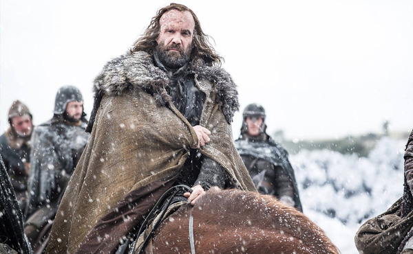 "Rory McCann as Sandor ""The Hound"" Clegane. #GoTS7  (Photo Helen: Sloan/HBO)"