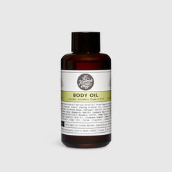 Body Oil - Lavender, Rosemary, Thyme & Mint | 100ml
