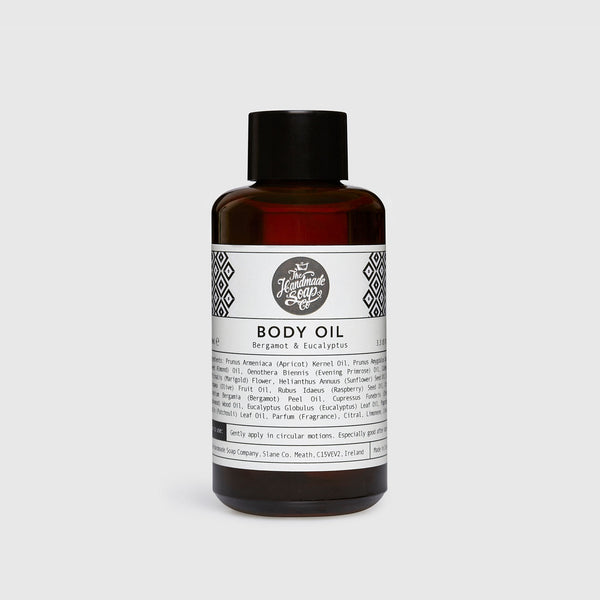 Body Oil - Bergamot & Eucalyptus | 100ml