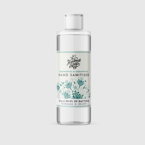 Hand Sanitiser - Lemongrass & Cedarwood | 250ml